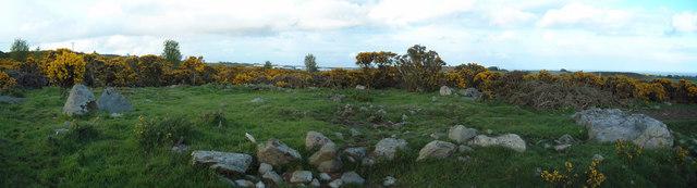 Recumbent stone circle