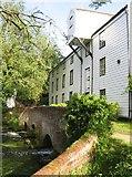 TG2105 : Keswick Mill by Graham Hardy