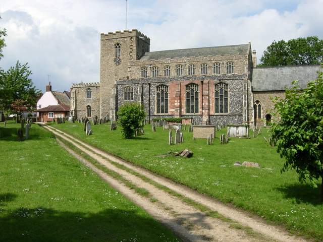 Debenham Church