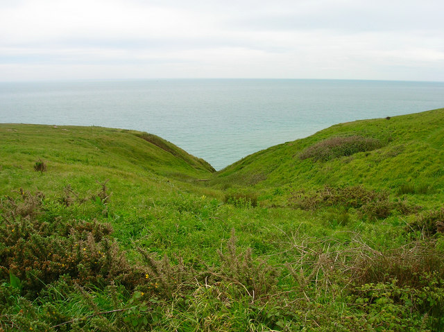 Chene Gap, Peacehaven Heights by Simon Carey