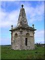 NS3628 : Macrae's Monument by Ian Rainey
