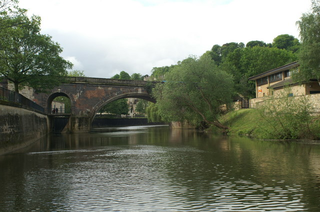 GWR St James's Bridge and sorting office,  Bath