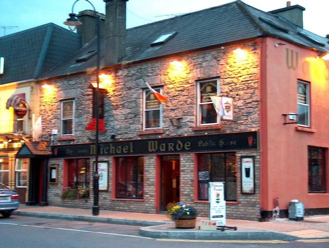 Michael Warde Pub, Claremorris, Co. Mayo