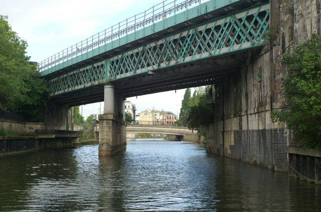 GWR Bath West Bridge