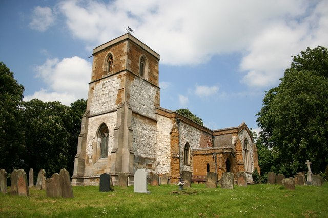 St.Andrew's, Utterby, Lincs.