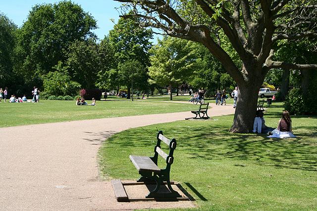 Taunton: Vivary Park