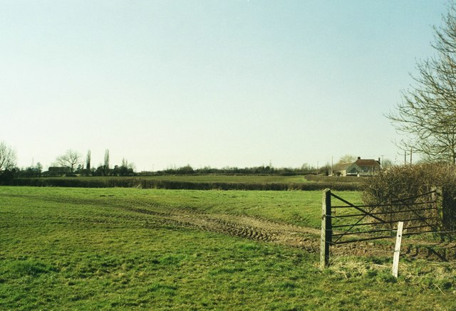 Farmland south of Southwick, Wiltshire