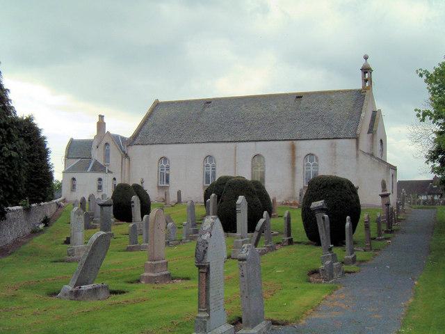 Newmachar Church