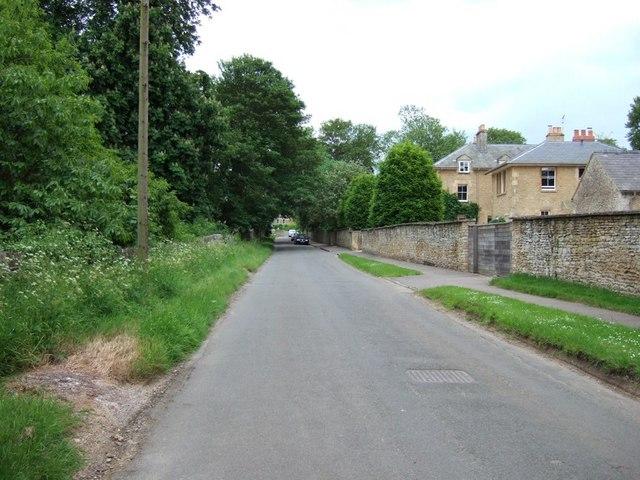 Oddington Lodge, Lower Oddington