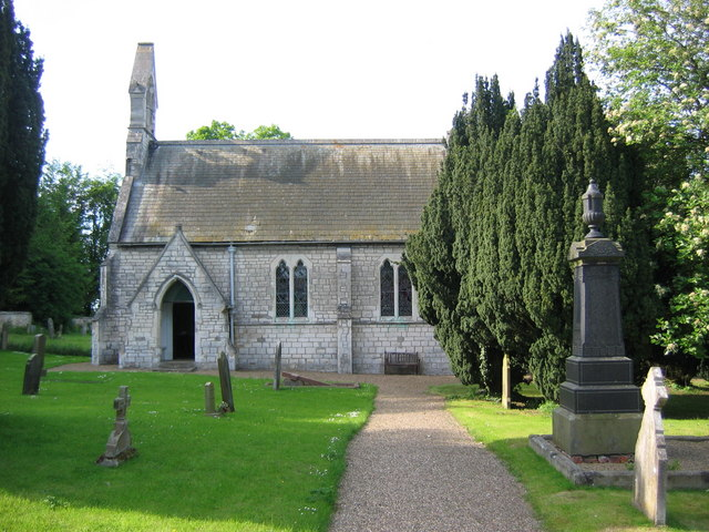 St. Margaret's Church, Huttons Ambo