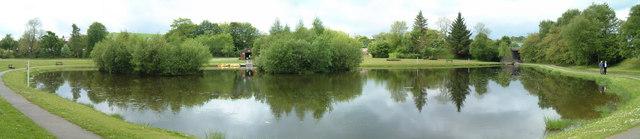 Turriff Boating Pond