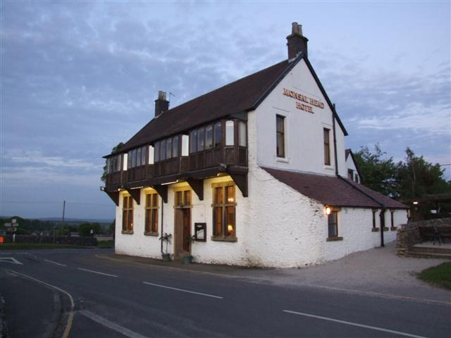 The Monsal Head Hotel