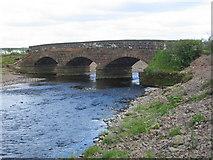 NY0786 : Shaw Bridge by Phil Williams