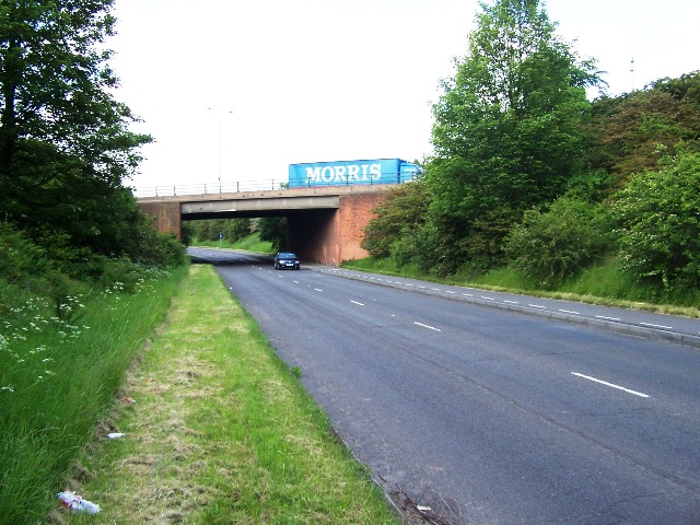 Bridge over Wilford Road