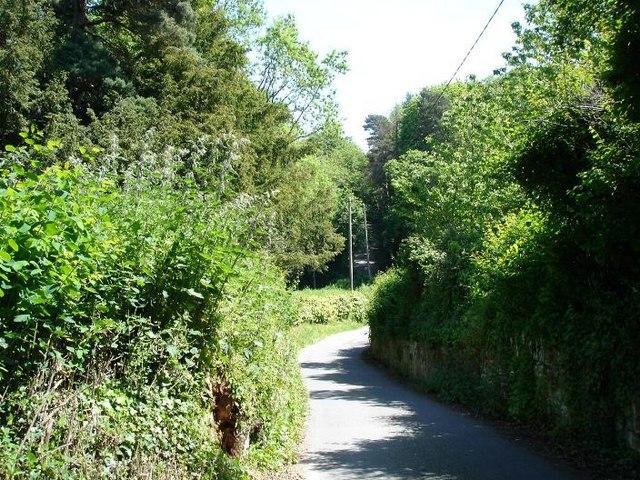 Maes Pennant lane