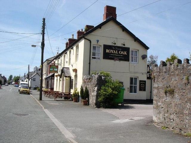 The Royal Oak, Caerwys