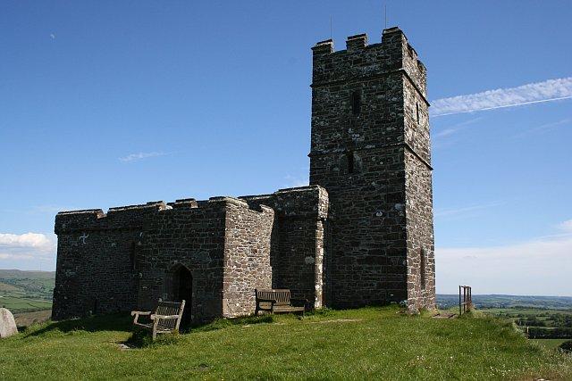 Brentor Church