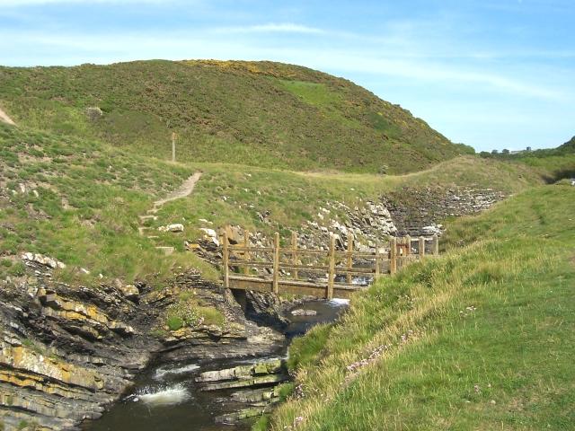 Bridge over Afon Drywi