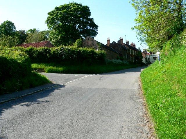 Kiplingcotes Junction, South Dalton