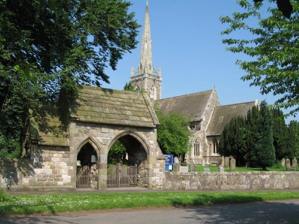All Saints Church Newton - on - Ouse