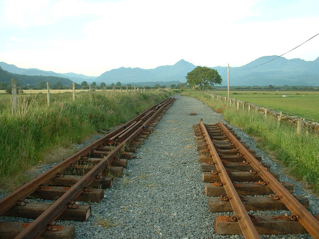 The end of the line.....