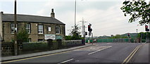 SE2535 : Hollybush Conservation Centre, Broad Lane, Leeds by Rich Tea
