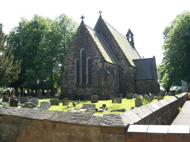 St John the Baptist, Smallwood