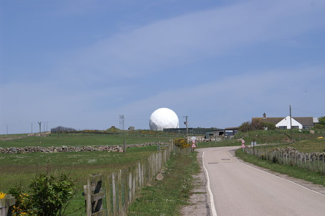 Remote Radar Head Nr Longhaven