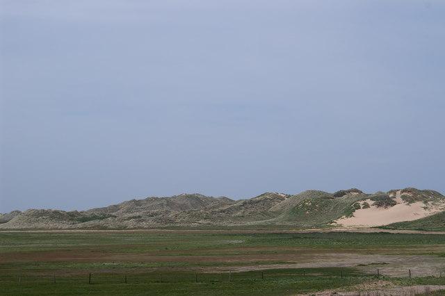 Dunes at Rattray Head