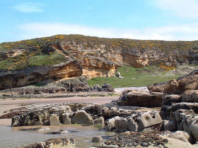 Clashach Cove