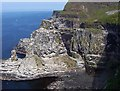 D0951 : Kebble Bird Sanctuary, Rathlin Island, Co. Antrim by Mervyn Greer