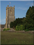ST6149 : Binegar Church by Sharon Loxton
