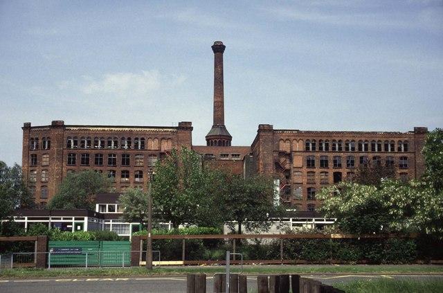 Victoria Mill, Miles Platting