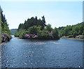 SK1792 : Island in Derwent Reservoir by Espresso Addict