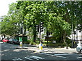 TQ2978 : Lupus Street at St George's Square SW1 by Danny P Robinson