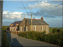 SH2734 : Garnfadryn school by David Medcalf