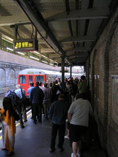 Shoreditch Underground Station