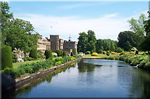 ST3505 : Forde Abbey and Gardens by Barbara Cook