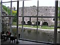 NY4928 : Rheged Visitor Centre looking out by Kenneth  Allen