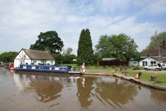 Goldstone Wharf, Shropshire Union Canal