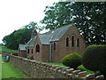 NY4640 : All Saints Church, Calthwaite, In the Parish of Hesket-in-the-Forest by Alexander P Kapp