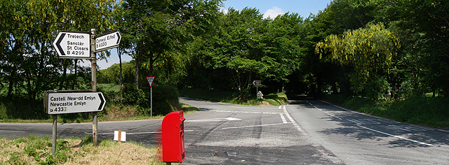 Maudlands Crossroads