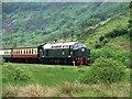 SE8495 : North Yorkshire Moors Railway. by Steve Partridge