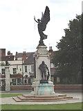 TL9925 : Colchester war memorial by David Hawgood