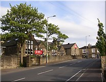 SE1321 : Rastrick School, Thornhill Road, Rastrick by Humphrey Bolton
