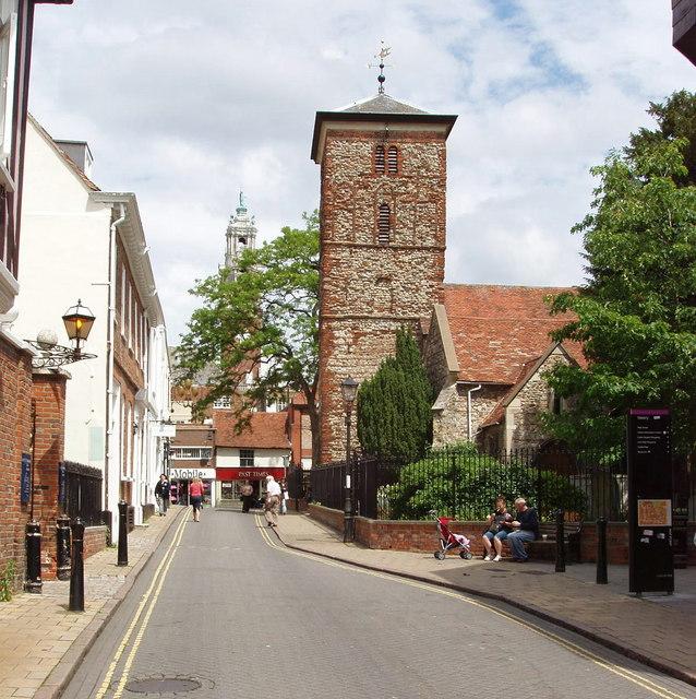 Holy Trinity Church, Colchester