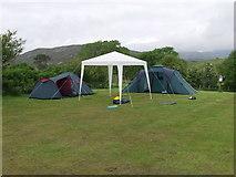 NM6691 : Campsite at Camusdarach Lodge by John Haynes