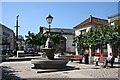 SW6440 : Commercial Square, Camborne by Tony Atkin