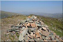 NY2014 : Summit Cairn, Fleetwith Pike by Mark Anderson