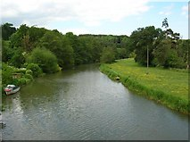 SE7365 : River Derwent by DS Pugh